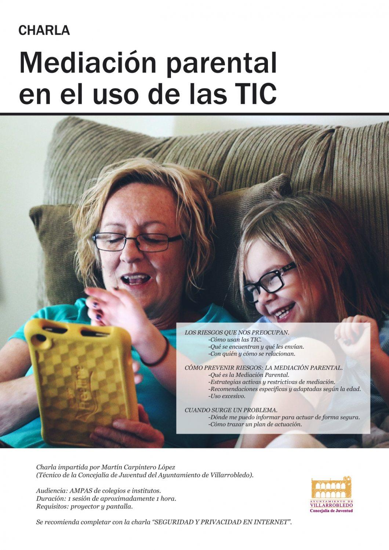 charlas TIC
