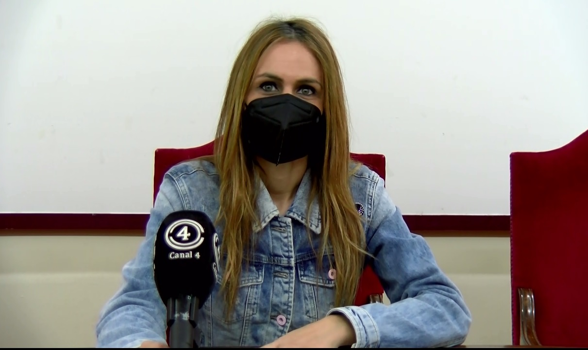 Ana Hernán, concejal de personal