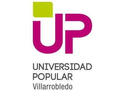 Logotipo de la Universidad Popular.