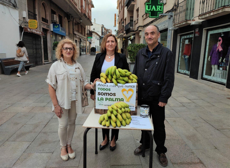 Campaña apoyo a la Isla de la Palma de ADECOV