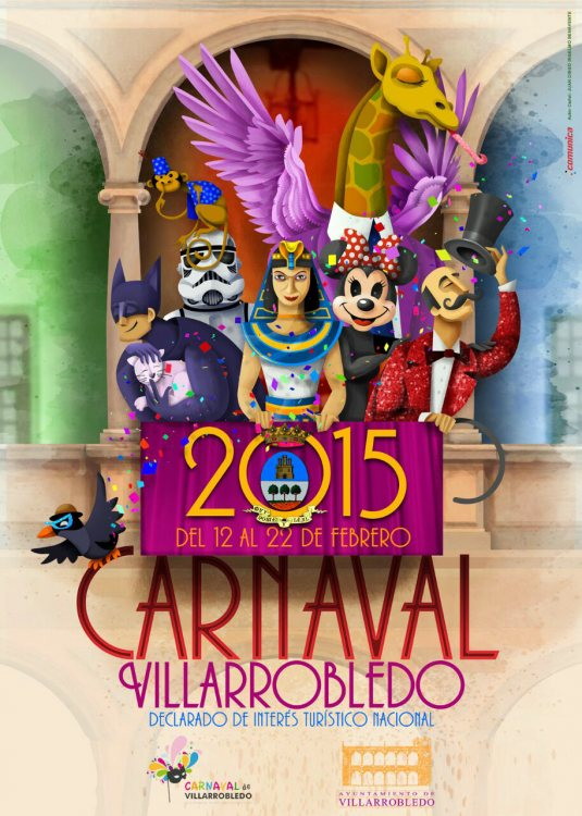 Cartel 2015.