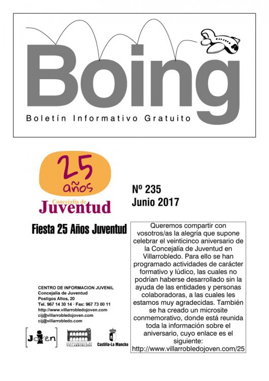 Boing 235