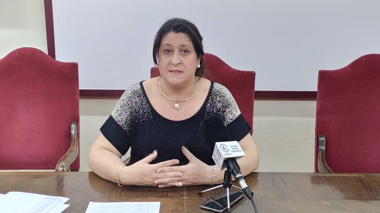 Cristina García Concejal de Bienestar Social