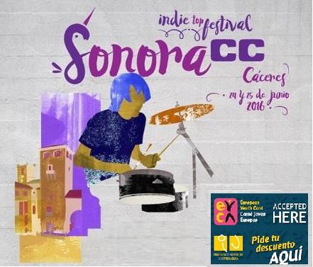 Festival SonoraCC 2016