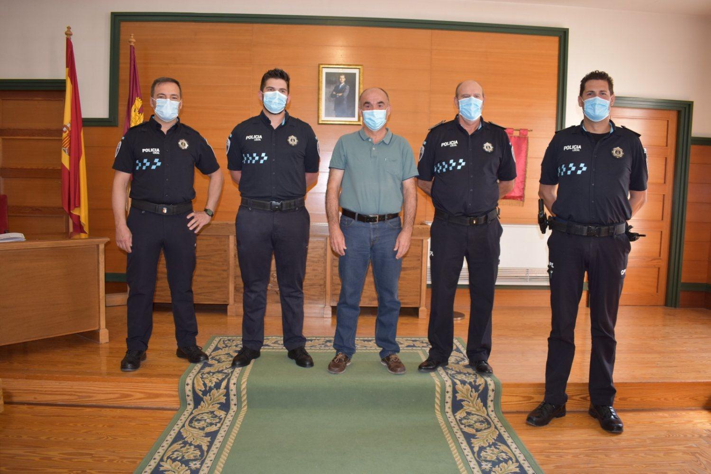 Nuevos subinspectores Policía Local