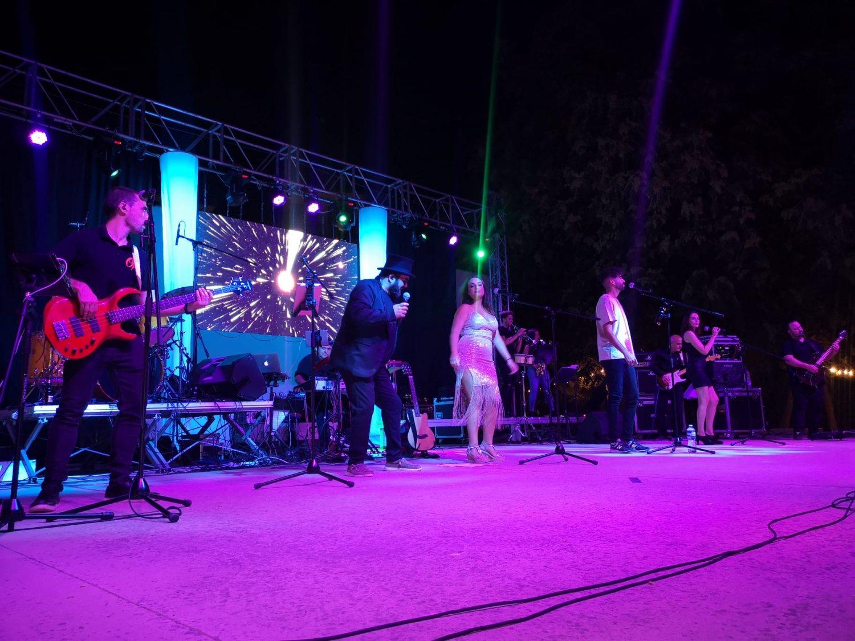 Orquesta Ópalo Feria 2021 2