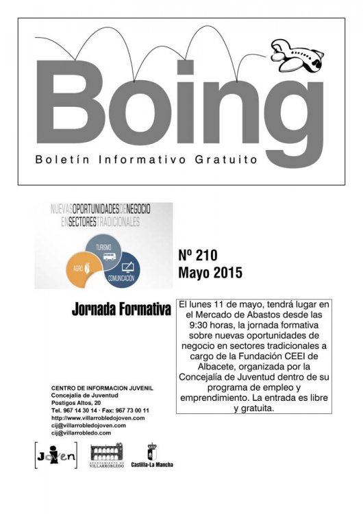 Portada Boing 210