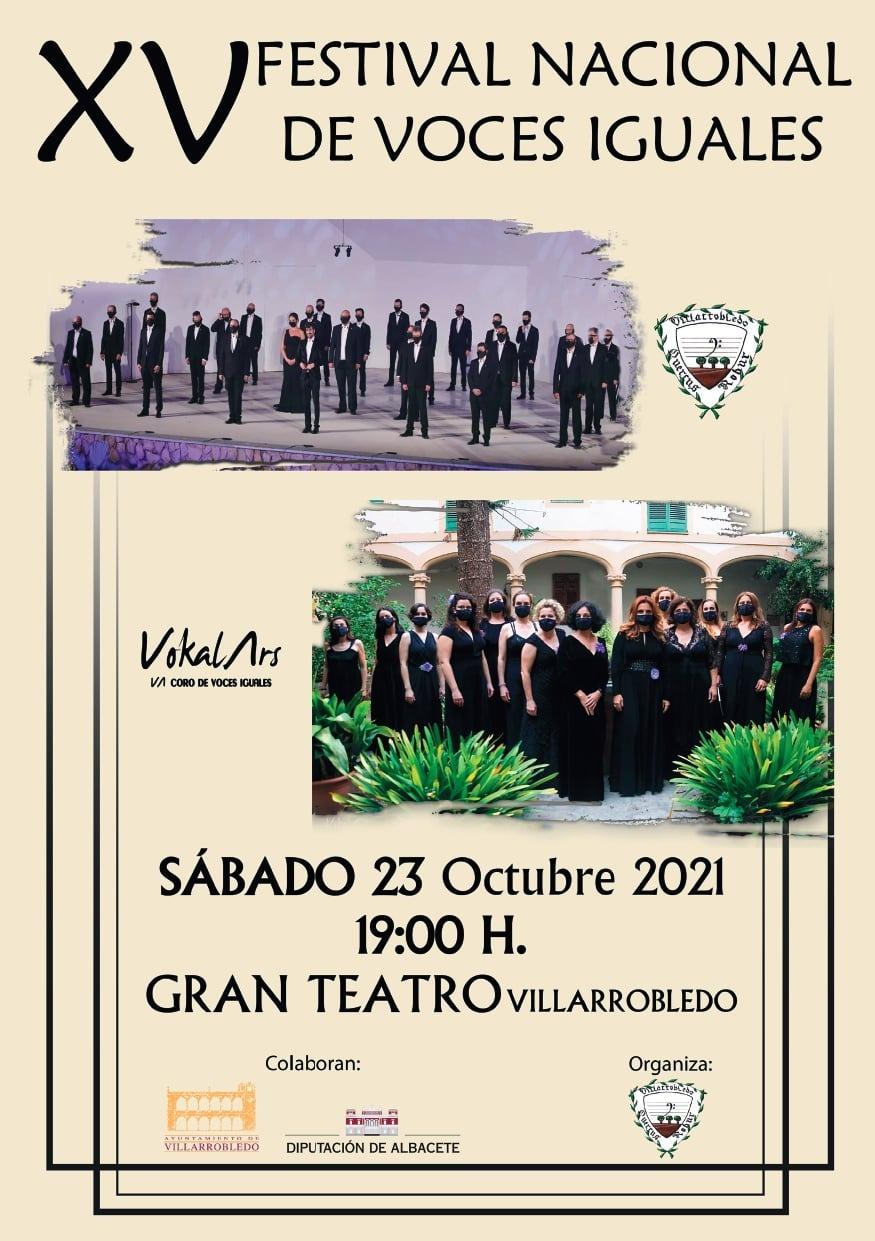 XV Festival Nacional de Voces Iguales, Quercus Robur