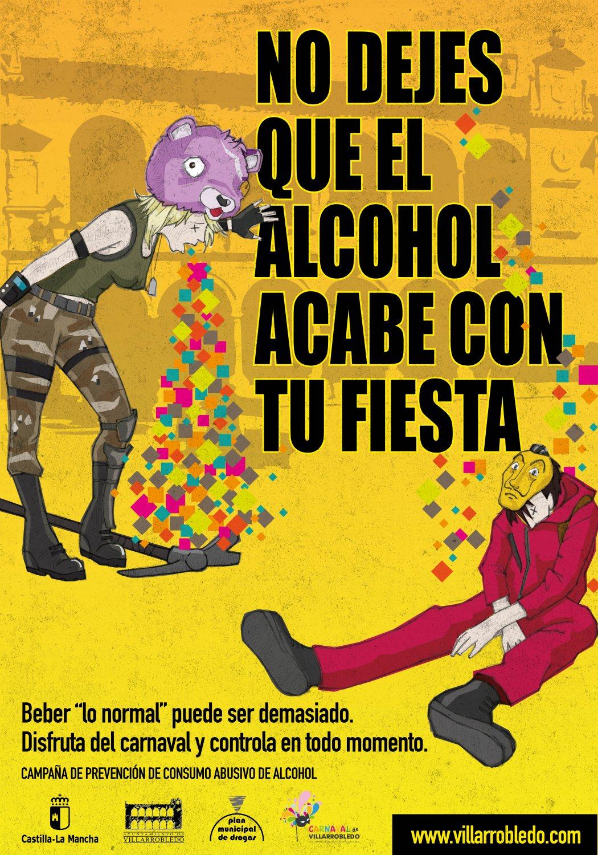 CAMPAÑA ALCOHOL