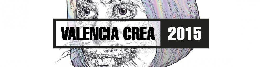 Logo Valencia Crea 2015