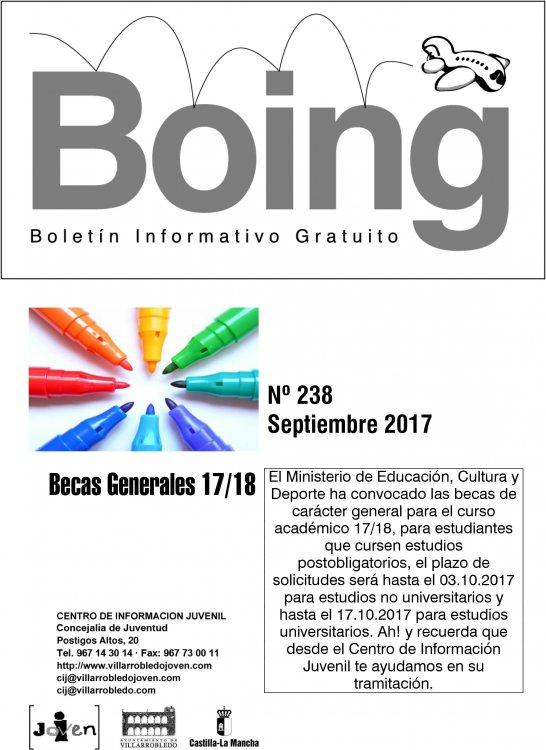 Boing 238