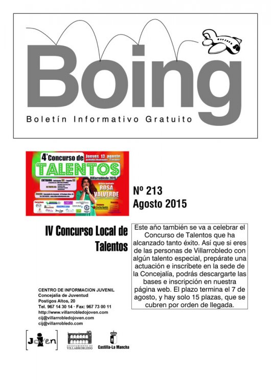 Portada Boing 213