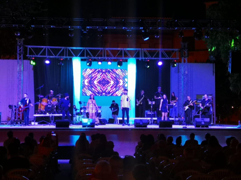 Orquesta Ópalo Feria 2021