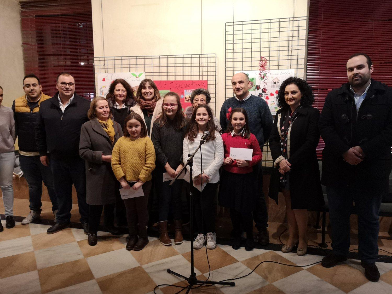 PREMIOS POSTALES NAVIDAD CARITAS 2019