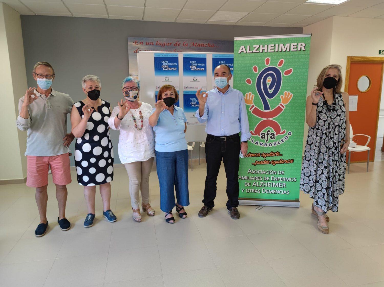 Día Mundial del Alzheimer AFA 2
