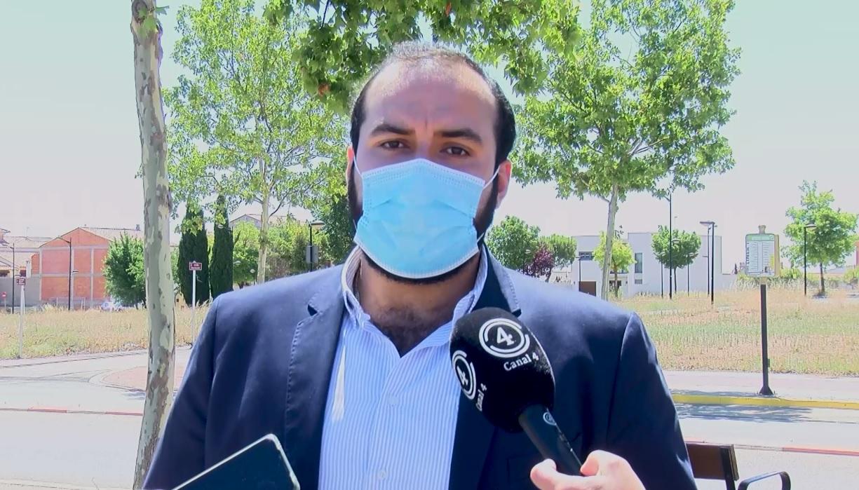 José Luis Zapata, concejal de medioambiente