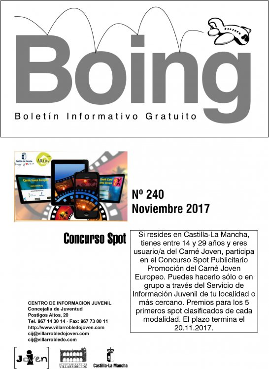 Boing 240