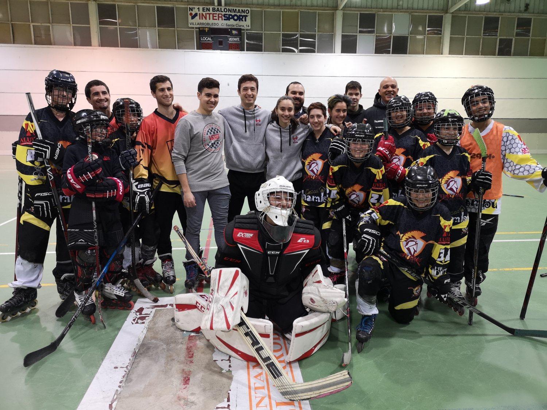 club hockey 2020