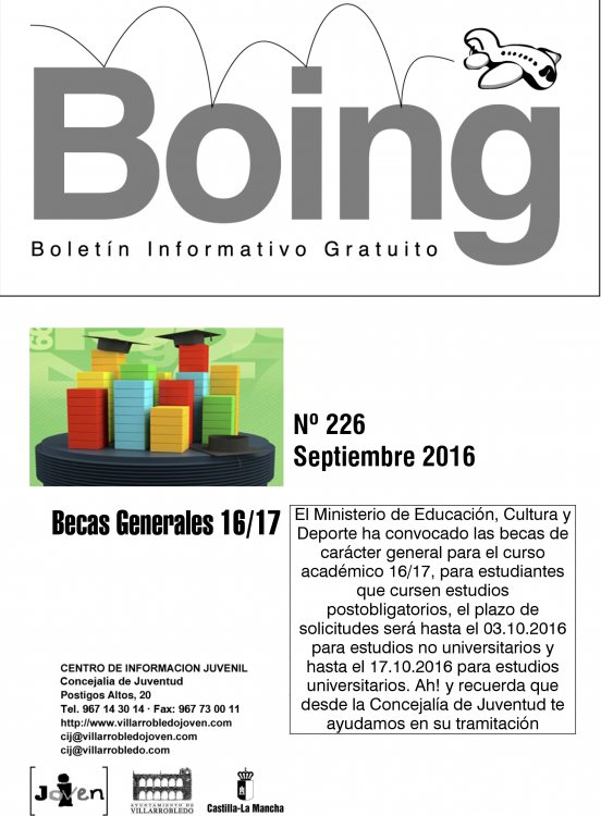 Boing 226