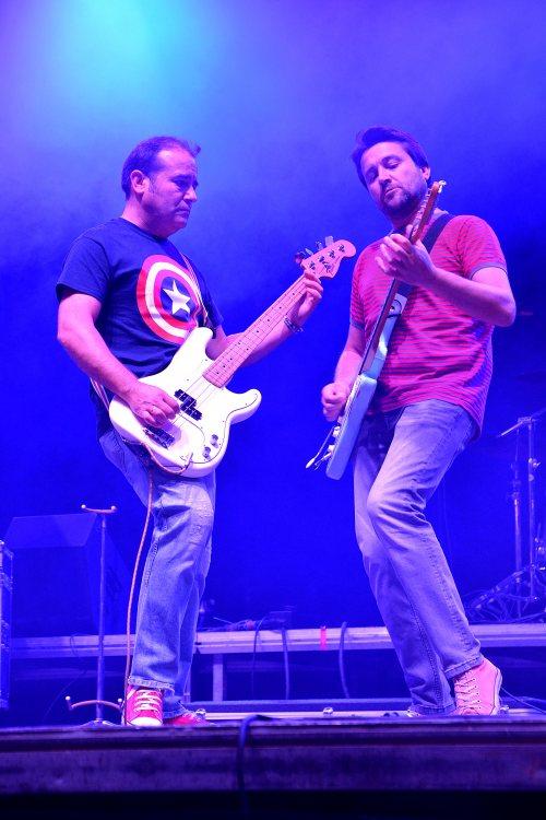 concierto the locos y buzos