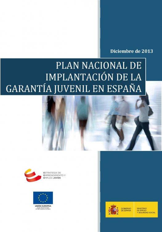 Plan Nacional de Garantía Juvenil